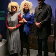 uczestnicy wyjazdu w Spionage muzeum